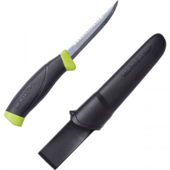 Нож MORAKNIV FISHING COMFORT SERRATED EDGE 12208