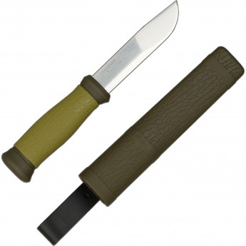 Нож MORAKNIV OUTDOOR 2000 GREEN 10629